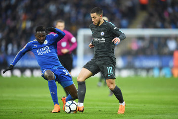 Wilfred Ndidi Leicester City vs. Chelsea - The Emirates FA Cup Quarter Final