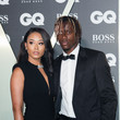 Wilfried Zaha GQ Men Of The Year Awards 2019 - Red Carpet Arrivals