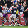 Will Chambers 2018 NRL Grand Final - Storm v Roosters