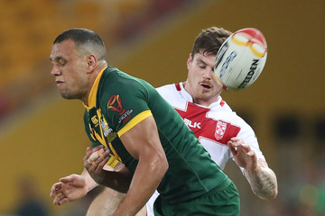 Will Chambers 2017 Rugby League World Cup Final - Australia v England