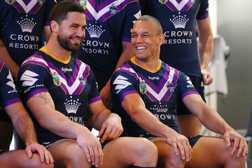 Will Chambers Melbourne Storm Media Opportunity