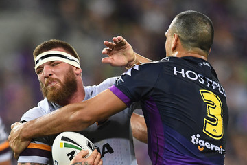 Will Chambers NRL Preliminary Final - Storm v Broncos