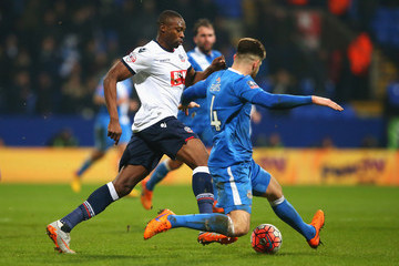 Will Evans Bolton Wanderers v Eastleigh - The Emirates FA Cup Third Round Replay