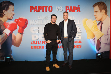 Will Ferrell Mark Wahlberg 'Daddy's Home' Red Carpet Premiere