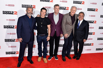 Will Ferrell Mark Wahlberg UK Premiere of 'Daddy's Home 2'