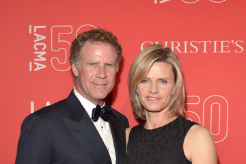 Will Ferrell LACMA 50th Anniversary Gala Sponsored By Christies - Red Carpet
