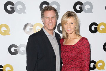Will Ferrell Viveca Paulin GQ Men Of The Year Party - Arrivals