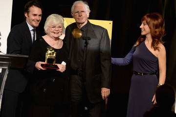 Will Forte June Squibb AARP's Movies for Grownups Awards Gala