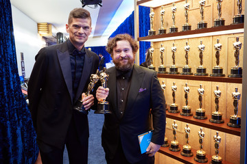 Will McCormack Michael Govier 93rd Annual Academy Awards - Backstage