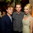 Will Poulter Vogue and Focus Features Celebrate Emma.