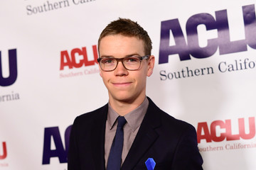 Will Poulter ACLU SoCal Hosts Annual Bill of Rights Dinner - Arrivals