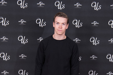 Will Poulter UK Exclusive Screening Of 'Us'