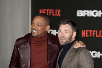 Will Smith 'Bright' European Premiere - Red Carpet Arrivals