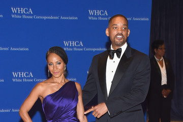 Will Smith 102nd White House Correspondents' Association Dinner - Arrivals