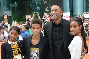 """Will Smith Willow Smith """"Free Angela & All Political Prisoners"""" Premiere - Arrivals - 2012 Toronto International Film Festival"""
