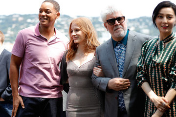 Will Smith Mayor's Aioli Event at the 70th Annual Cannes Film Festival