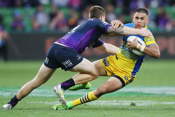 Will Smith NRL Qualifying Final - Storm v Eels