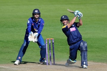 Will Smith Gloucestershire v Hampshire - Royal London One-Day Cup Quarter Final