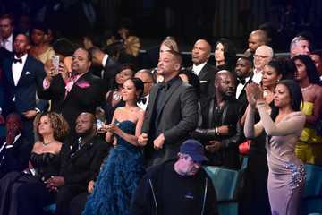 Will Smith 47th NAACP Image Awards Presented By TV One - Backstage and Audience