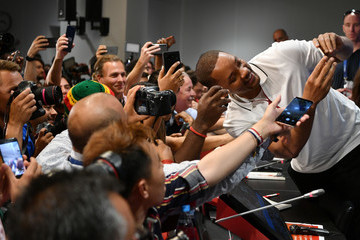 Will Smith Closing Ceremony Press Conference - 2018 FIFA World Cup Russia