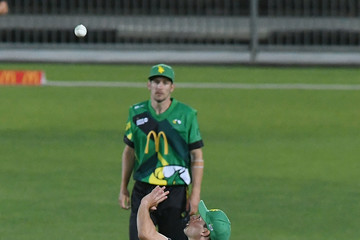 Will Young McDonalds Super Smash T20 - Central Stags v Otago Volts