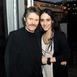 Willem Dafoe IFC Films Spirit Awards Party