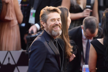 Willem Dafoe 90th Annual Academy Awards - Fan Arrivals