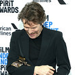 Willem Dafoe 2020 Film Independent Spirit Awards  - Press Room