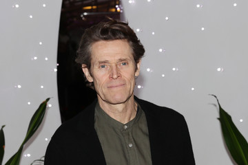 Willem Dafoe Willem Dafoe Attends the 27th Festival del Cinema Africano, d'Asia e America Latina