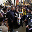 William Barber Reverend Jesse Jackson And William Barber Protest Within US Capitol During 'Poor People's Campaign' Day Of Action