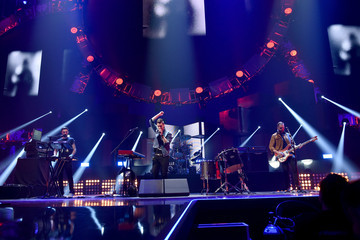 William Farquarson Kyle J. Simmons 2014 iHeartRadio Music Festival - Night 1 - Show