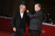 William Friedkin and Dario Argento Photos Photo