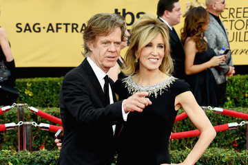 William H. Macy 21st Annual Screen Actors Guild Awards - Arrivals