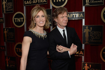William H. Macy 21st Annual Screen Actors Guild Awards - Red Carpet