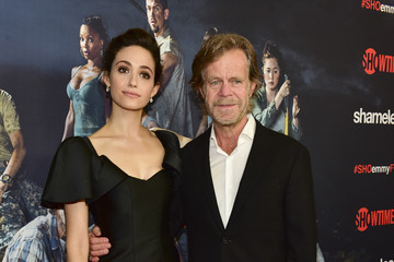 William H. Macy Emmy Rossum Emmy For Your Consideration Event For Showtime's 'Shameless' - Arrivals