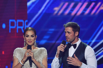 William Levy Celebrities Attend Univision's Premios Juventud 2015