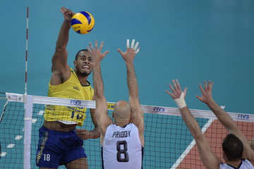 William Reid Priddy FIVB World League 2016 - Day 3