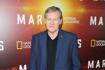 William Sadler National Geographic Channel 'Mars' Premiere NYC