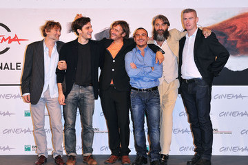 William Sinclair 'Waves' Photocall - The 7th Rome Film Festival