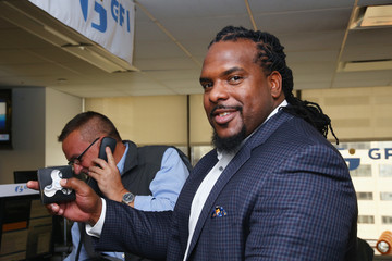 Willie Colon Annual Charity Day Hosted By Cantor Fitzgerald, BGC and GFI - GFI Office - Inside