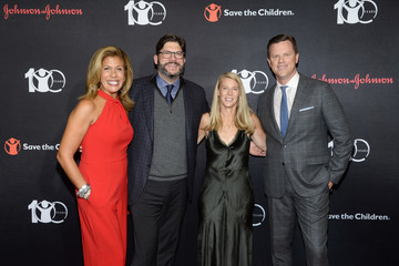 Willie Geist Save the Children's The Centennial Gala: Changing The World For Children - Red Carpet