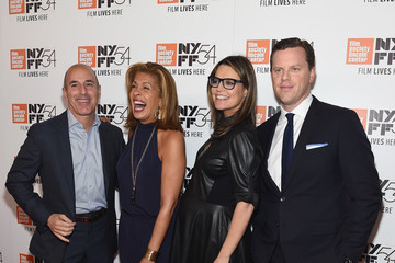 """Willie Geist 54th New York Film Festival - """"Jackie"""" Screening Intro and Q&A"""