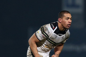 Willie Isa Leeds Rhinos v Widnes Vikings - First Utility Super League