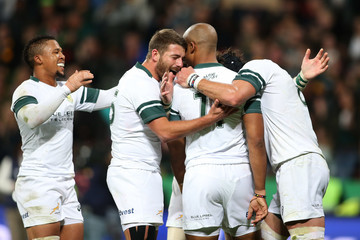 Willie Le Roux South Africa v Ireland - Castle Lager Incoming Series 3rd Test