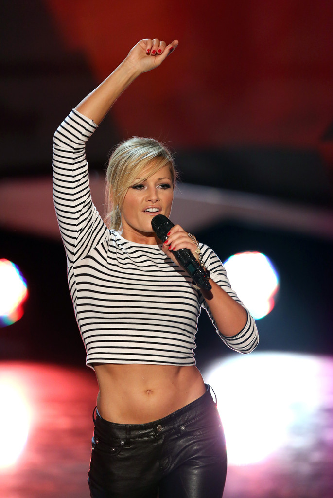 helene fischer photos 39 willkommen bei carmen nebel 39 from. Black Bedroom Furniture Sets. Home Design Ideas