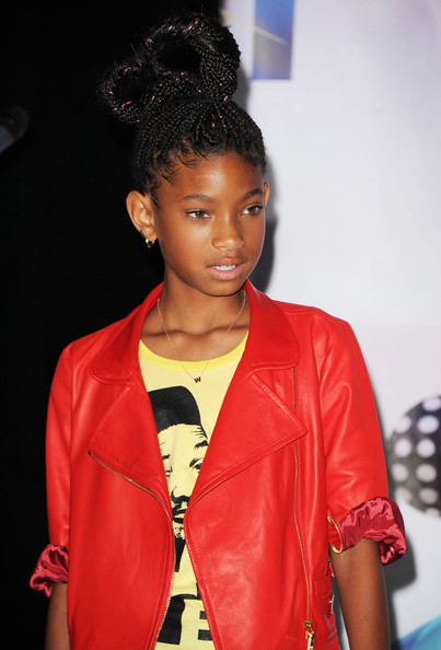 Willow Smith - BET Awards '11 - Press Room