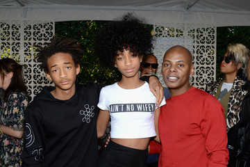 Willow Smith Roc Nation Pre-GRAMMY Brunch Presented By MAC Viva Glam - Inside
