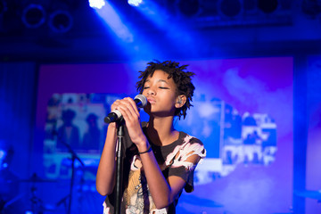 Willow Smith Vitaminwater and The Fader Unite to 'HYDRATE THE HUSTLE' for Fifth Anniversary of #uncapped Concert Series