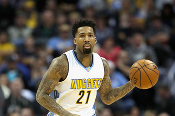 Wilson Chandler Atlanta Hawks v Denver Nuggets