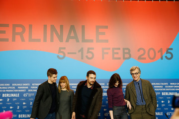Wim Wenders Marie-Josee Croze 'Every Thing Will Be Fine' Press Conference